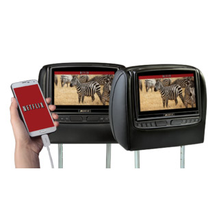 Advent Headrest DVD with Netflix | Auto Accessories