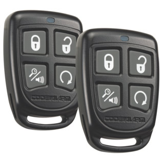 Code Alarm Remote Start with Keyless Entry
