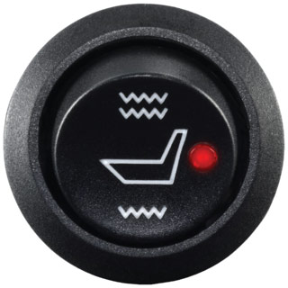 Heated Seat Switch