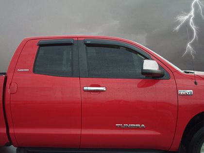 Stampede Side Wind Deflectors | Auto Accessories